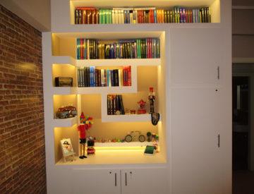 Ράφια-Βιβλιοθήκες-Σύνθετα-Ειδικές Κατασκευές 4